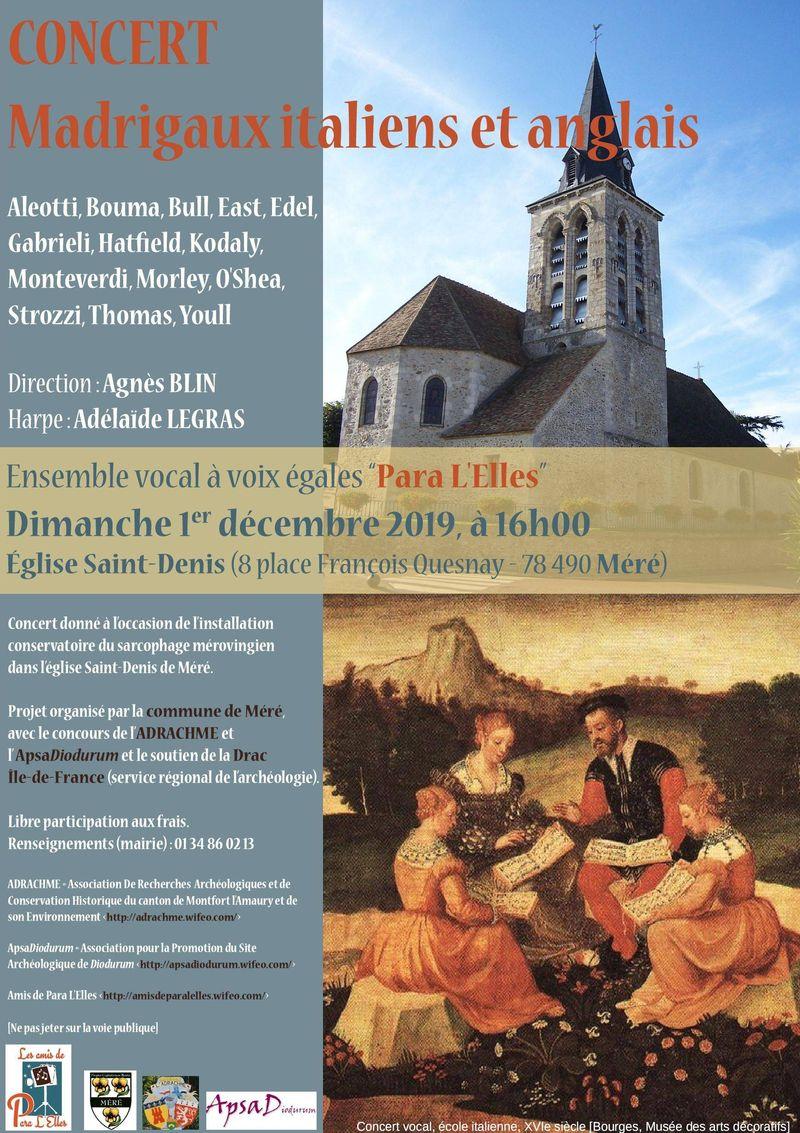Concert à Méré